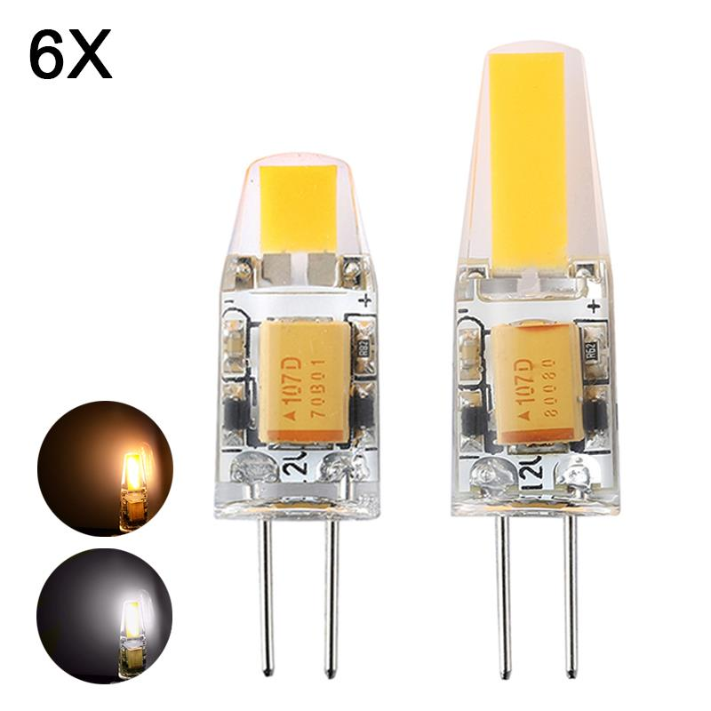 dimmable g4 led 12v ac dc cob light 3w 6w high quality led g4 cob led lamp bulb chandelier lamps. Black Bedroom Furniture Sets. Home Design Ideas