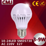LED Bulbs And LED Tubes
